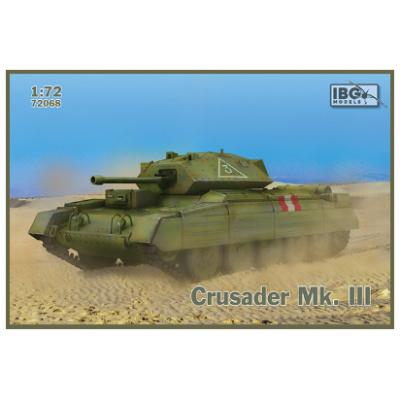 1/72 Crusader Mk. III
