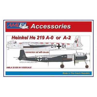 1/32 Heinkel He 219 A-0 or A-2