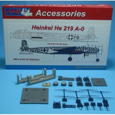 1/32 Heinkel He 219 A-0