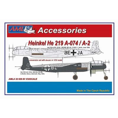 1/32 Heinkel He 219 A-074 / A-2
