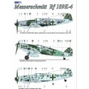 Messerschmitt Me 109K-4, Part I