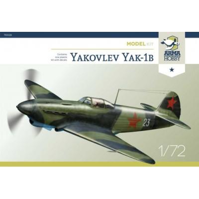 1/72 Yakovlev Yak-1b Model Kit