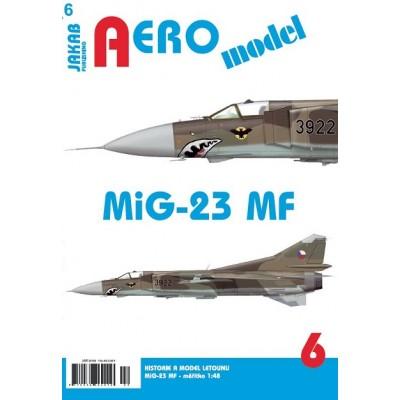 AEROmodel č.6 MiG-23 MF