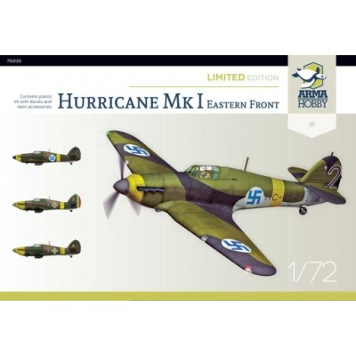 1/72 Hurricane Mk I Eastern Front-Limited Edition!