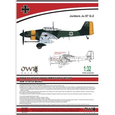 1/32 Ju 87 G-2 Nachtschlacht
