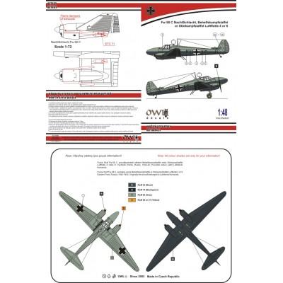 1/72 Fw 58 C Nachtschlacht