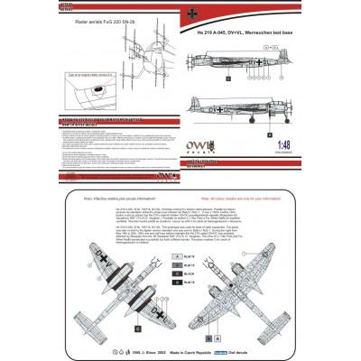copy of 72 He 219 A-045, DV+VL