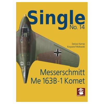 Messerschmitt Me 163 B-1 Komet
