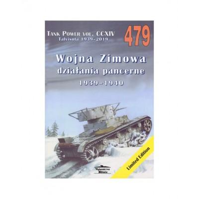 Wojna Zimowa działania pancerne 1939-1940