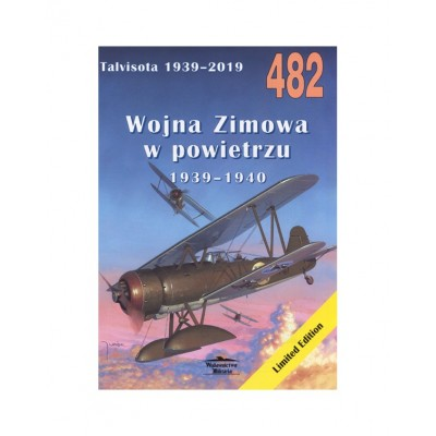 Wojna Zimowa działania lotnicze 1939-1940
