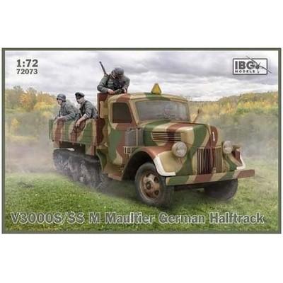 1/72   V3000S / SS M Maultier German Halftrack