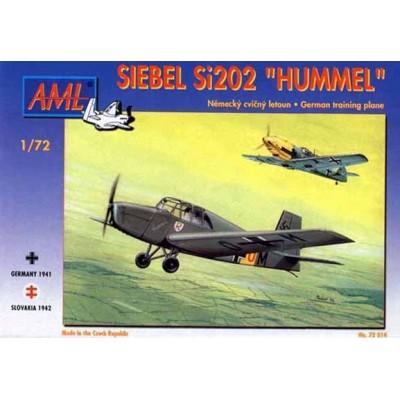 """Siebel Si 202 """"Hummel"""""""