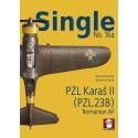 PZL Karaś II (PZL.23B) Romanian AF