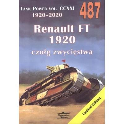 Renault FT 1920 colg zwyciestwa