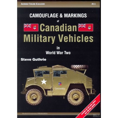 Camouflage and Markings of Canadian Military Vehicles in...