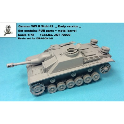 1/72 German WW II StuH 42 ,,Early version,,with...