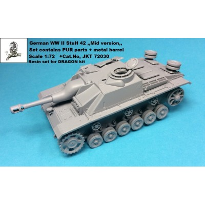 1/72 German WW II StuH 42 ,,Mid version,,with...