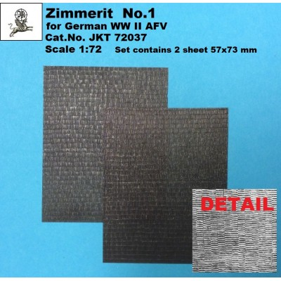1/72 Zimmerit No.1