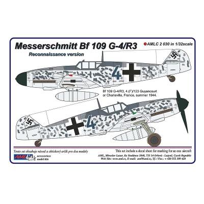 1/32 Messerschmitt Bf 109 G-4/R3 reconnaissance (Aufklärer)