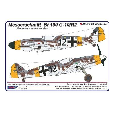 1/32 Messerschmitt Bf 109 G-10/R2 reconnaissance (Aufklärer)