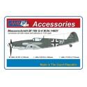 1/72 Messerschmitt Bf 109 G-4 W.Nr14851