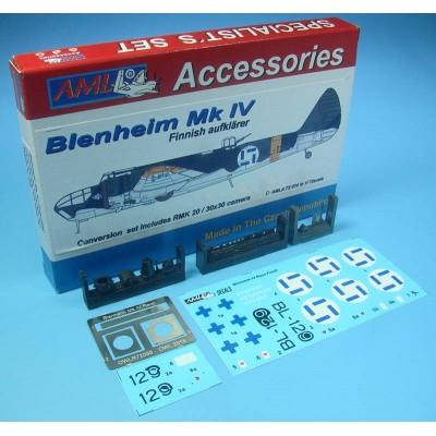 1/72 Blenheim Mk.IV  reconnaissance in Finnish AF
