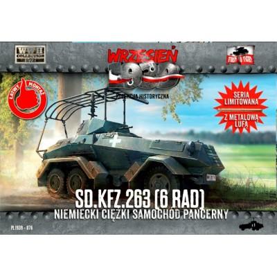 1/72 Sd.Kfz. 263 6 Rad