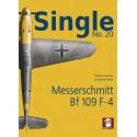 Single No. 20 Messerschmitt Bf 109F-4