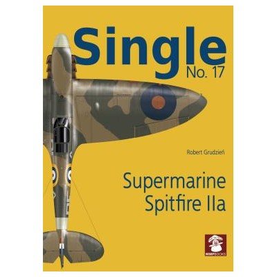 Single No. 17 Supermarine  Spitfire  IIA