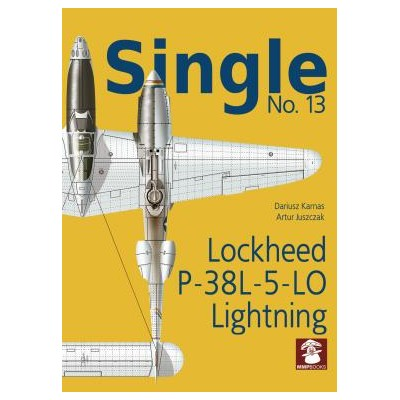 Single No. 13 P-38L-5-LO Lightning