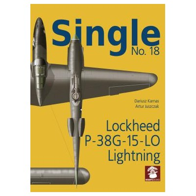 Single No. 18 Lockheed P-38G-15-LO Lightning