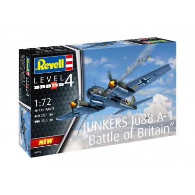"1/72 Junkers Ju 88 A1 ""Battle of Britain"""