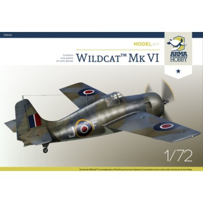 1/72 Wildcat™ Mk VI Model Kit!