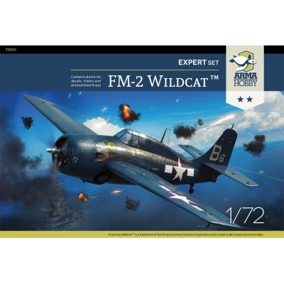 copy of 1/72 Wildcat™ Mk VI Model Kit!