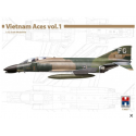 1/72 F-4C Phanton II - Vietnam Aces 1 - Limited Edition
