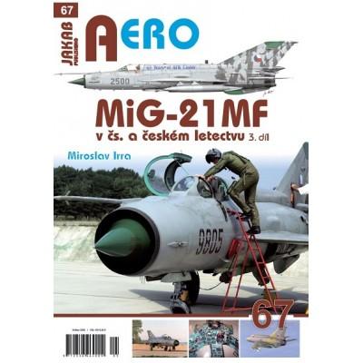 MiG-21 MF v čs. a českém letectvu 3.díl (M.Irra)
