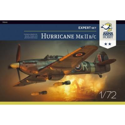 1/72 Hurricane Mk II b/c Expert Set!