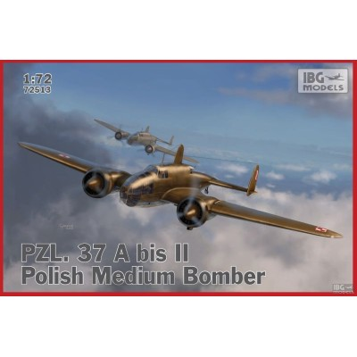 1/72 PZL.37 A bis II LOŚ - Polish Medium Bomber