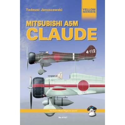 Mitsubushi A5M Claude