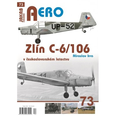 Aero C-6/106 v čs. Letectvu ( M.Irra )
