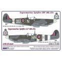 S.Spitfire MK IXC,     Part II