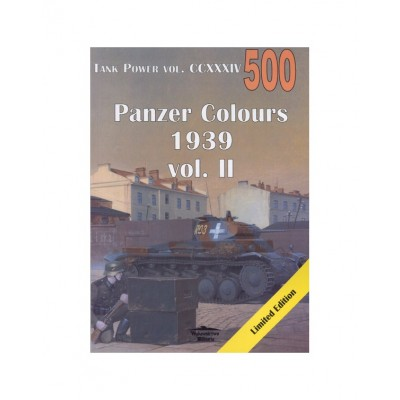 PANZER COLOURS 1939 VOL. II