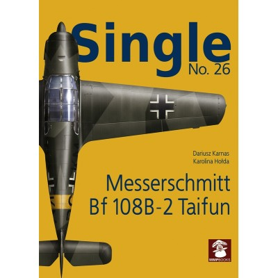 Single No. 26 Messerscmitt Bf 108B-2 Taifun