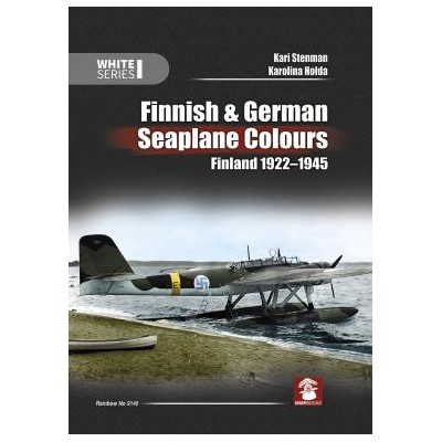 Finnish & German Seaplane Colours. Finland 1939-1945