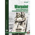 Warpaint Vol. 1 Colours & Markings of British Army...