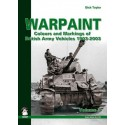 Warpaint Vol. 2 Colours & Markings of British Army...
