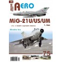 MiG-21U/US/UM v čs. a českém vojenském letectvu, 1.díl