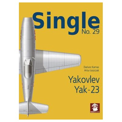 Single No. 29 Yakovlev Yak-23