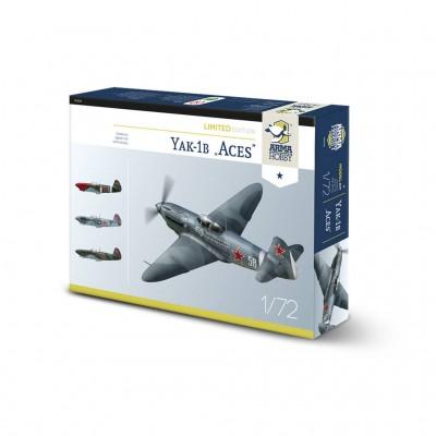 1/72 Yakovlev Yak-1b Soviet Aces - Limited Edition