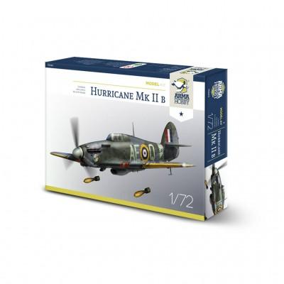 1/72 Hurricane Mk II b Model Kit!